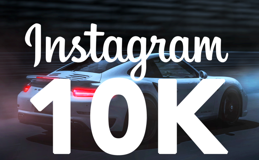 Thank You for 10K Instagram Followers Giveaway